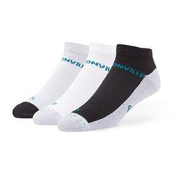 47 NFL 3 Pack Men's Rush Sport Low Cut Socks - Assorted - Size: Medium