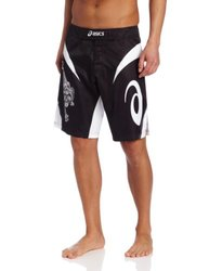 ASICS  Bull Shorts - Men's Black/White
