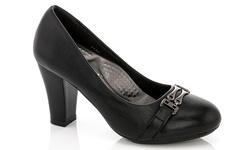Rasolli Women's Comfort Dress Shoes - 1158/Black - Size: 7.5