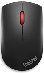 Lenovo Optical Wireless 3 Button Mouse for ThinkPad - Black