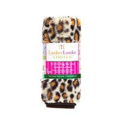 WeGlow International Locker for Cozy Feel Rug Leopard - Multi