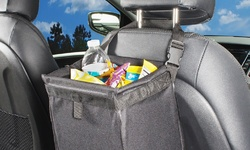 Auto Effects Leak Proof Auto Trash Bag - Black