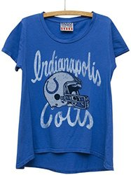 NFL Indianapolis Colts Basic Tee - Blue - Size: Large