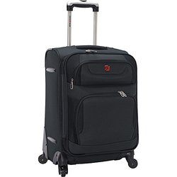 "Swissgear Spinner Luggage: 20""/grey"