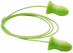 Moldex Meteors Earplugs/Foam Meteors Corded - Green - Size: One Size