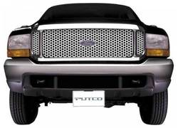 Putco Punch Overlay Billet Grille - Stainless Steel