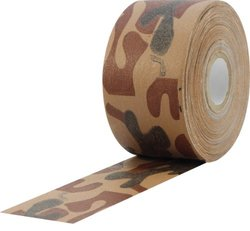 "ProTapes Pro Camo Gaff Matte Cloth Tape Premium Camouflage Tape, 20 yds Length x 2"" Width, Desert Brown Pattern (Pack of 24)"