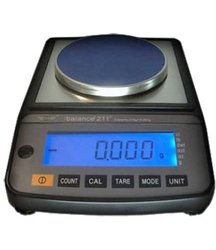 My Weigh SCM211BLACK Table Top Precision Scale