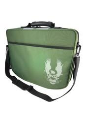 The Coop Halo 4 UNSC Warthog Messenger Bag - Black/Green (J5219)