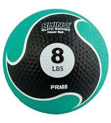 Rhino Elite Medicine Ball - 8 lb.