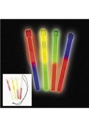 Fun Express Bi-Color Lightsticks - Glow Products & Glow Sticks glow