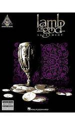 David Stocker Lamb of God Sacrament Recorded Version