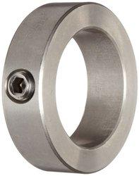 "Ruland Stainless Steel Screw Shaft Collar Set 4 Pks - Size: .500"""