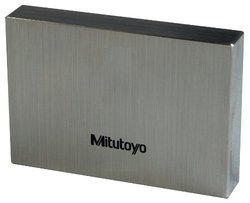 """Mitutoyo Steel Rectangular Gage Block Set 81 Blocks - Size: 0.95"""""""