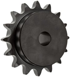 "Martin 1"" Pitch 72 Teeth C Hub Reboreable Roller Chain Sprocket"