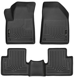Husky WeatherBeater Grey Floor Liners 99202
