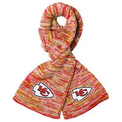 Forever Collectibles NFL Kansas City Chiefs Peak Scarf - Red