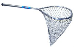 Ranger 300 Series Landing Net (18-Inch Handle, 15 x 13-Inch Hoop, 20-Inch Net Depth)