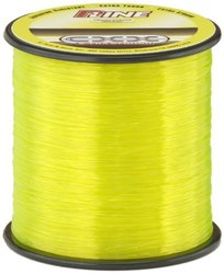 P-Line CXX-Xtra Strong 1/4 Size Fishing Spool (600-Yard, 12-Pound, Fluorescent Green)