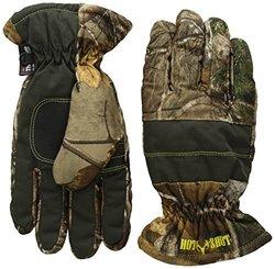 Hot Shot Defender Camo Hunting Glove, Realtree Xtra, X-large