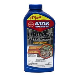 Bayer Advanced 1 qt. Concentrate Complete Insect Killer for Lawns