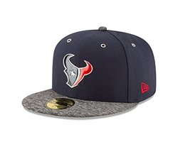 New Era NFL Houston Texans Draft 59 Fifty Fitted Cap - Multi - Size: One