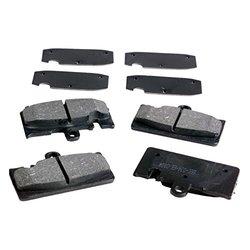 Beck Arnley  082-1695  Premium Brake Pads