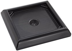 "24-1/2"" Weighted Base, Rubbermaid, FG917700BLA"
