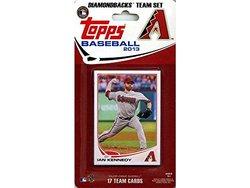 Topps MLB Arizona Diamondbacks Licensed 2013 Team Sets