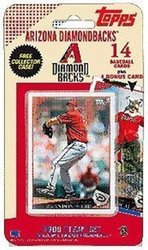MLB Arizona Diamondbacks Licensed 2009 Topps Team Sets
