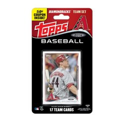 2014 Topps MLB Sets - Arizona Diamondbacks