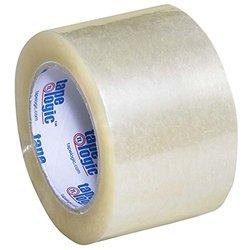 "Tape Logic Carton Sealing Tape 3"" x 110 Yds 1.8 Mil Clear - Pkg Qty 24"