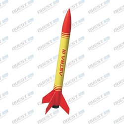 Quest Aerospace Astra III Model Rocket Value Pack (25)