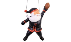 Chicago Bears 2015 Action Santa Ornament