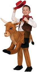 Forum Novelties Ride on a Bull Costume for Children - One Size