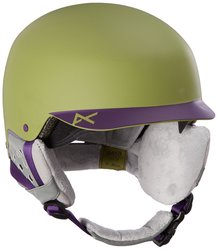 Anon Women's Aera Helmet, Pellow Green, X-Small