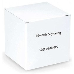 Edwards Signaling 120AC Flash Amb Alarm(105FINHA-N5)