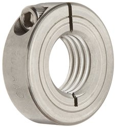Ruland MTCL-8-1.25-SS 1-Pc 8mm-1.25 Bore-18mmOD-9mm Clamping Shaft Collar