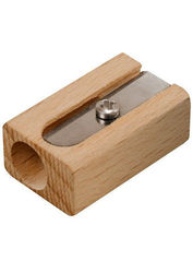 Dixon Lyra Single Hole Wooden Pencil Sharpener (7303110)
