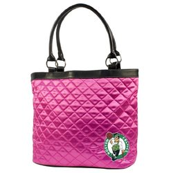 Little Earth NBA Boston Celtics Quilted Tote - Pink - Size: One