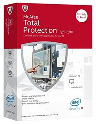 McAfee Total Protection 2015 - 1 PC