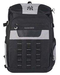 """MLB New York Yankees Franchise Backpack - 18.5"""" - Black"""