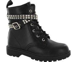 Gotta Flurt Lani Boot (Women's) Black Pu