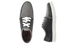Unionbay Bothell Men's Low-Top Sneaker - Dark Grey - Size: 9