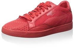 PUMA Women's Athletic Shoes - High Risk Red/Gray Violet - Size: 7