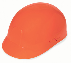 Jackson Safety BC 100 Bump Cap with Faceshield - Orange