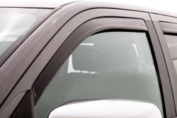 Lund Aeroskin Hood Shield & Low Profile Ventvisor Combo Kit - Matte Black