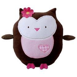 Circo Stuffed Plush Toy for 1 Months - Owl