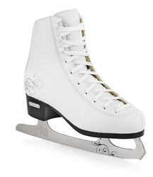 Bladerunner Solstice Women's Ice Figure Skates - White - 9 US