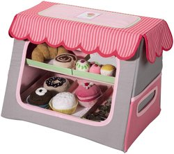 Haba Kids 18-Count Pastry Pleasures Chocolate Toy Shop